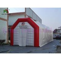 Buy cheap Durable Tarpaulin Blow Up Event Tent Amazing Space For Party / Camps from wholesalers