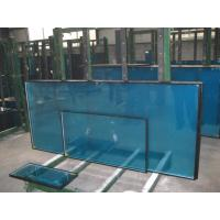 Buy cheap 350mm * 180mm min size thermal insulated glass pane with high wind pressure strength from wholesalers