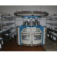 Buy cheap Single Jersey Circular Weft Knitting Machine For Reversed Velour Shearing Fabrics from wholesalers