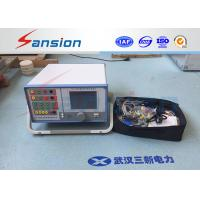 Buy cheap LCD Display Relay Protection Tester Computer Control 400 * 300 * 180 mm from wholesalers
