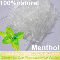 Buy cheap 100% natural Menthol crystal from China from wholesalers