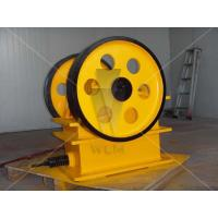Buy cheap Road and Bridge Crushing double toggle jaw crusher / portable jaw crusher from wholesalers