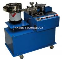 Buy cheap LED Radial Lead Forming Machine Resistor Lead Bender With Polarity Detection product