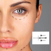 Buy cheap Plastic surgery injectable dermal filler anti-wrinkle hyaluronic acid price from wholesalers