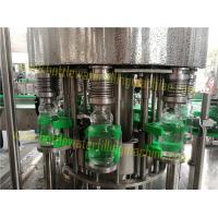Buy cheap Pineapple / Lemon / Orange Juice Bottling Equipment Small Scale from wholesalers
