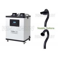 Buy cheap Mobile Portable Welding Fume Extractor Smoke Eater Dust Collector For Welding And Soldering from wholesalers