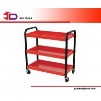 Buy cheap Heavy - Duty Solid Steel Tool Trolley Hardware Tool Kit With 38.5cm Width from wholesalers