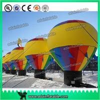 Buy cheap Colorful Large Inflatable Balloon , Inflatable Advertising balloon,Hot Air Balloon from wholesalers