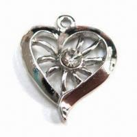 Buy cheap Pendant, Made of Zinc Alloy, Used for Fashionable Accessories from wholesalers