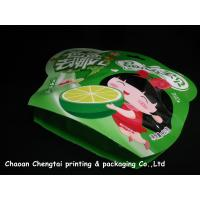 Buy cheap Colorful Small Shaped Packaging Pouches Safety For Fruit Candy / Cookies from wholesalers