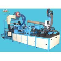Buy cheap 12kw Pagoda Paper Core Pipe Making Machine , Paper Tube Forming Machine 12kw from wholesalers