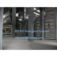 Buy cheap Furnace of 600t/d float glass production line from wholesalers