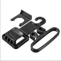 Buy cheap PP Household Auto Storage Organizer Pothook ECO Friendly Black product