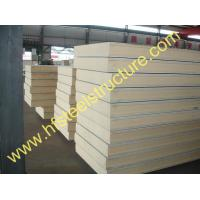 Buy cheap Automatic Assembly Line Metal Roofing Sheets Polyurethane Insulation Sandwich Panel from wholesalers