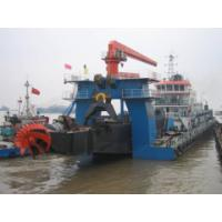 Buy cheap 5000m3/h river sand dredger for sale product