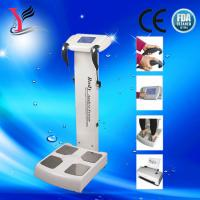 Buy cheap 25 Item test project body composition analyzer / body fat analyzer from wholesalers