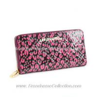 Buy cheap Monogram Vernis Zippy Wallet Leopard from wholesalers