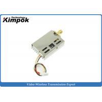 Small Size FPV Analog Video Transmitter 800m Wireless AV Sender For Unmanned Equipments