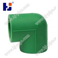 Buy cheap Plastic pipe fittings PPR 90 degree elbow from wholesalers