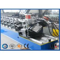 Buy cheap High Speed Steel Structure Ceiling Frame Making Machine with Gcr12 Cutter from wholesalers