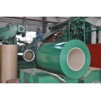 Buy cheap SGCC , SPCC , DC51D, SGHC , A653 Color Coated Steel Coil / ppgi sheets for roofing from wholesalers