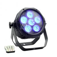 Buy cheap Waterproof 6 * 10W Astera AX10 Led Par Spotlight / 4 In 1 Rgbw Led Stage Lights from wholesalers