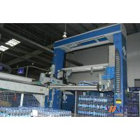 Buy cheap Stainless Steel Automatic Palletizing Machine With SIEMENS Sensor from wholesalers