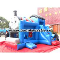Buy cheap Inflatable Thomas Bounce House Combo from wholesalers