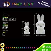 Buy cheap Home Decoration LED Table Lamp LED Miffy Rabbit Lamp product
