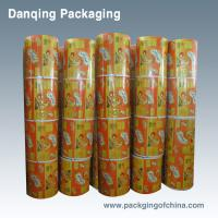 Buy cheap Full Color Plastic Laminating Roll Film Roll Stock For Food Packaging from wholesalers