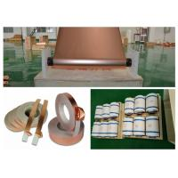 Buy cheap High Elongation Graphene Copper Foil 500 - 5000 Meter Length Per Roll from wholesalers
