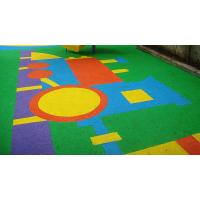 Anti Static Rubber Flooring : Anti static epdm rubber flooring colorful outdoor play