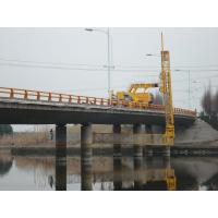 Buy cheap Volvo Fm400 8x4 22m under bridge inspection truck Mounted Access Platform product