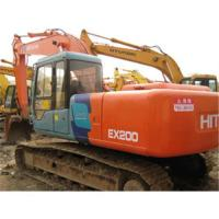Buy cheap USED HITACHI EX200-2 EXCAVATOR WITH JACKHAMMER LINE from wholesalers