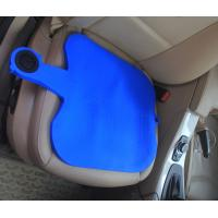 Buy cheap Silicon Cooling Car Gel Seat Cushion Silica Gel Blue Color Soft And Highly Resilient from wholesalers