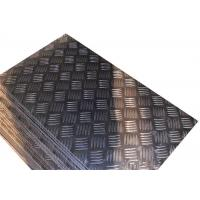 Buy cheap Diamond Pattern Aluminum Checkered Sheet For Decoration 1060 3003 from wholesalers