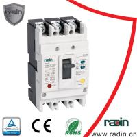 Buy cheap Current Limiting Capacity Adjustable MCCB Earth Leakage Circuit Breaker ELCB from wholesalers