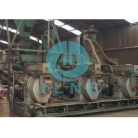 Buy cheap Crushing process with a wood chipper chipping wood in wood pellet plant from wholesalers