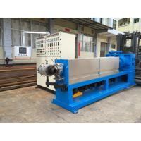Buy cheap Dual Color Dual Layer Electric Wire Cable Sheathing Machine High Speed Extrusion from wholesalers