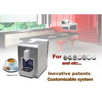 Buy cheap 19 Bar Pump Hotel Capsule Coffee Maker With 850ML Water Tank from wholesalers