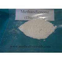 Buy cheap Natural Androgenic Anabolic Steroids Oral Metandienone / Dianabol for Muscle Growth CAS 72-63-9 from wholesalers