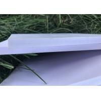 Buy cheap Lightweight Expanded PVC Foam Board 0.45g / Cm3 Density For Wall Cladding Partitions product