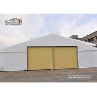 Buy cheap 24x24m White Storage Tent Structures Vehicle Storage Tents / Rv Storage Tents for sale from wholesalers