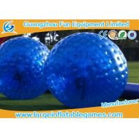 Buy cheap Full Color Inflatable Zorb Ball Water - Proof Logo Printing For Bowling from wholesalers