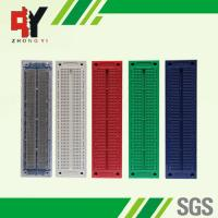Buy cheap Square Hole Solderless Breadboard Projects Printed Circuit Board Prototyping from wholesalers