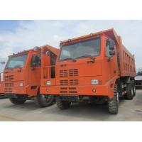 Buy cheap Brand New SINOTRUK HOWO 70 Tons 420HP Mining 6x4 Dumper Truck For Mali from wholesalers