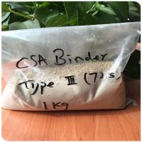 Buy cheap china supplier factory cement csa binder csa cement clinker 62.5-92.5 from wholesalers