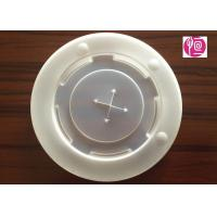 Buy cheap 12oz Transparent Cold Cup Lid Diameter 90mm / 2.0g In PS Material from wholesalers
