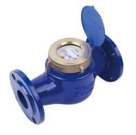 Buy cheap Blue Commercial / Residential Water Meter 1.0Mpa To 1.6Mpa Water Pressure from wholesalers