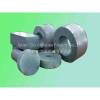 Buy cheap Steam Turbine Carbon Steel Forging Roll Forging Used In Heavy Machinery Max Weight 20 Tons Dia 300 - 1300 mm product